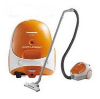 gambar vacuum cleaner panasonic mc-cg 240 orange