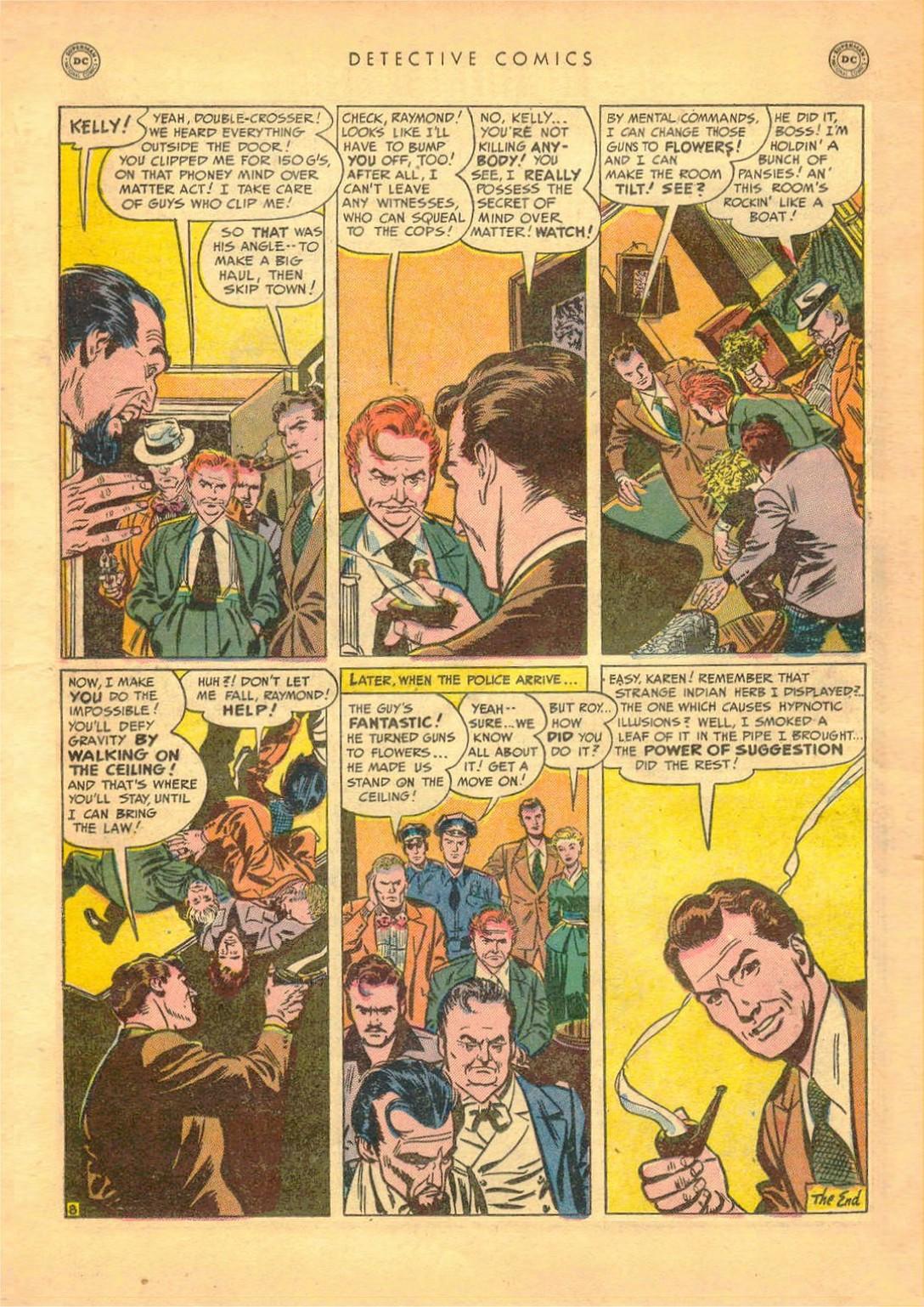 Read online Detective Comics (1937) comic -  Issue #161 - 24