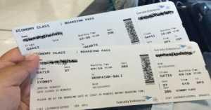 Tips Bermanfaat Sebelum Membeli Tiket Pesawat