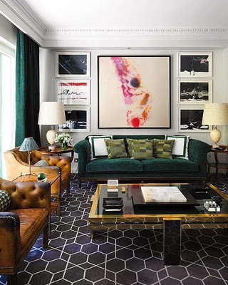 The Peak Of Tr 232 S Chic Hollywood Regency Style