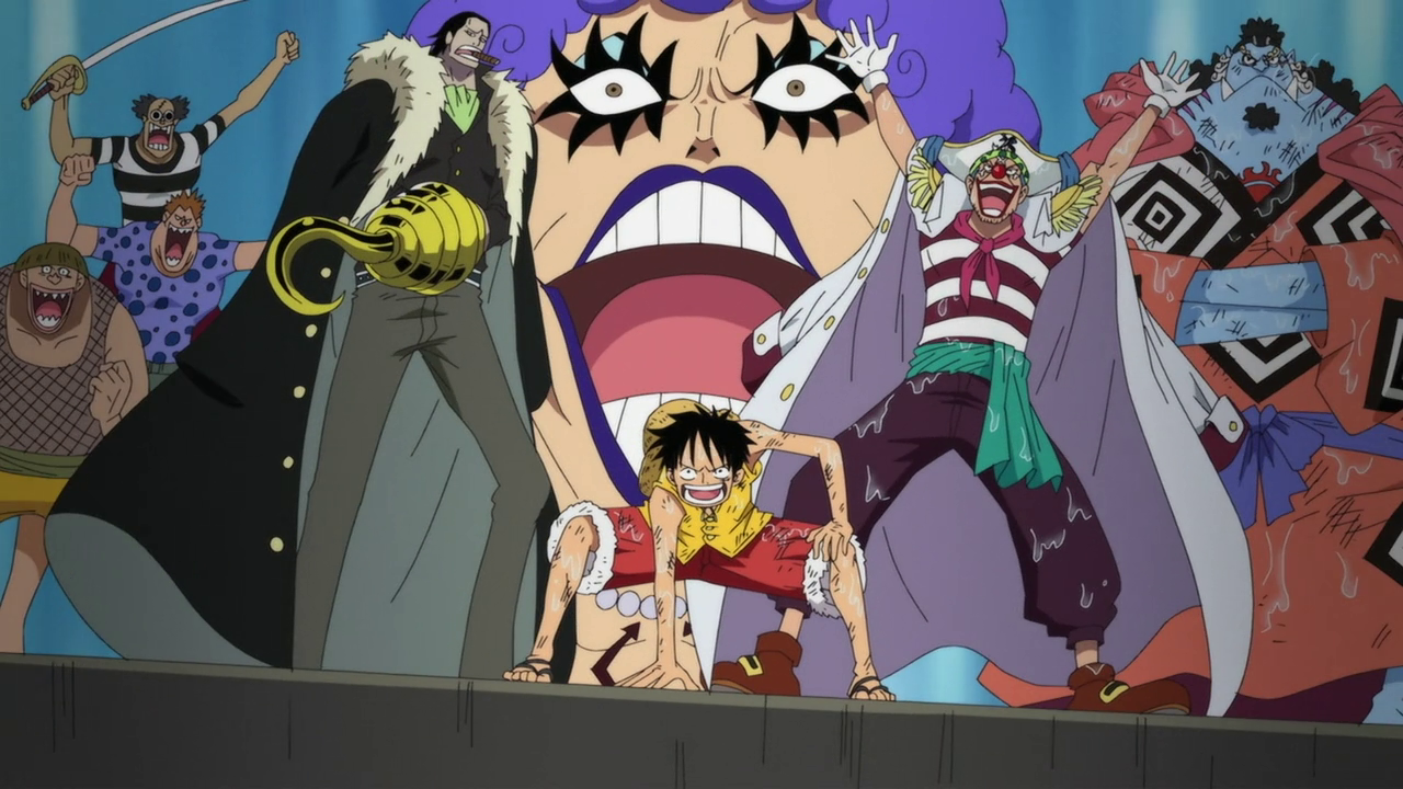 One Piece 13th Season Impel Down