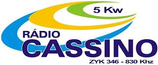 Rádio Cassino AM 830 de Rio Grande RS