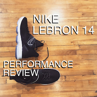 9c41fd6dde5 Nike LeBron 14 Performance Review