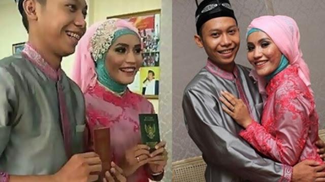 Nikah Tanpa Resepsi Mewah Agar Bisa Punya Rumah, Pasangan Ini Viral dan Jadi Inspirasi Netizen
