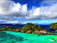 Tempat Wisata di Papua Paling Fenomenal Tahun Ini