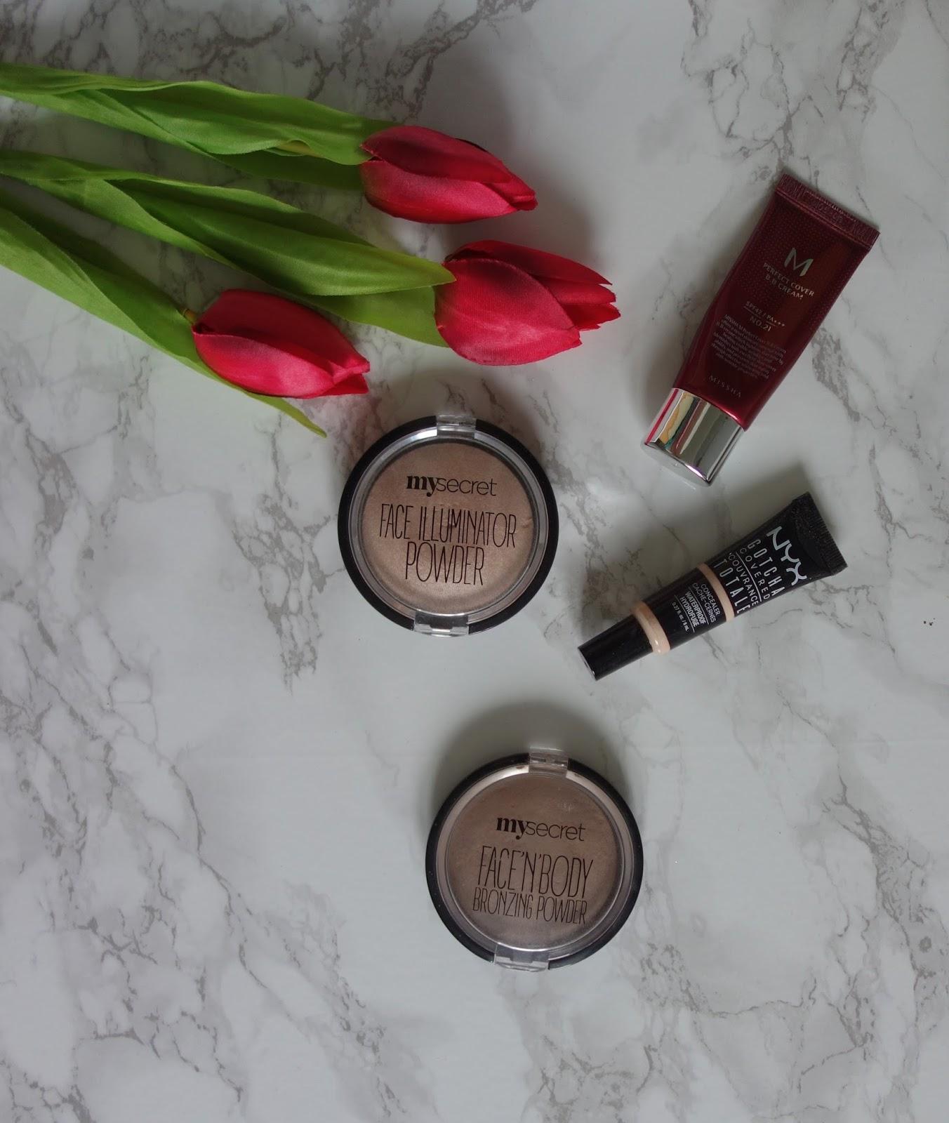 Ulubieńcy kwietnia | Missha, My Secret, Sleek, Makeup Revolution, NYX