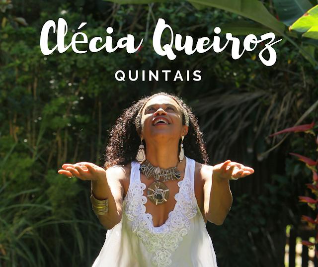 """Clécia Queiroz traz de volta os seus """"Quintais"""" para o Teatro Castro Alves"""