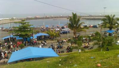 Wisata Bengkulu - Pantai Tapak Paderi