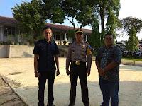 Kapolres Lampung Utara Pimpin Pengamanan Giat Ibadah Di Gereja Demi Tingkatkan Rasa Aman dan Nyaman