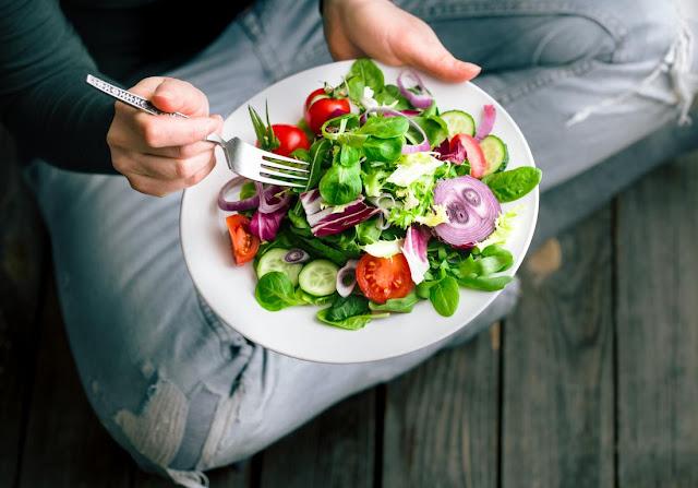 فوائد النظام الغذائي