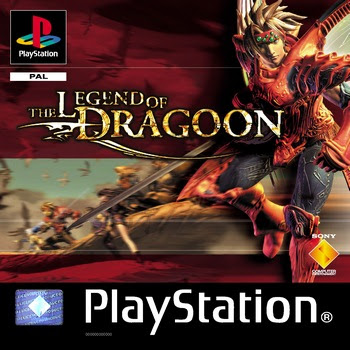 The Legend of Dragoon - Caja Pal