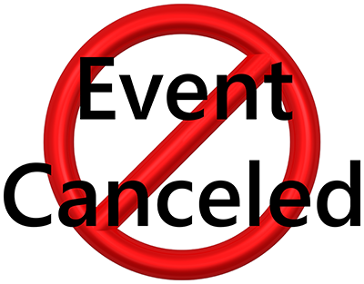 canceled event program conference carmel lady events sorry founding era been church due kind sad geneva ohio weather homeowners att