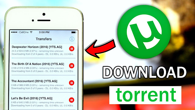 IPhone இல் Torrent Download செய்வது எப்படி?   How to download torrent file in iphone