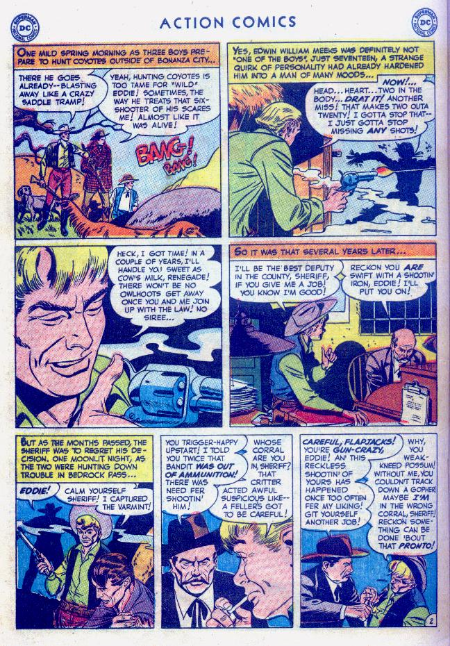 Read online Action Comics (1938) comic -  Issue #159 - 40