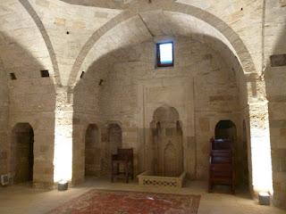Palacio de los Shirvanshahs. Mezquita