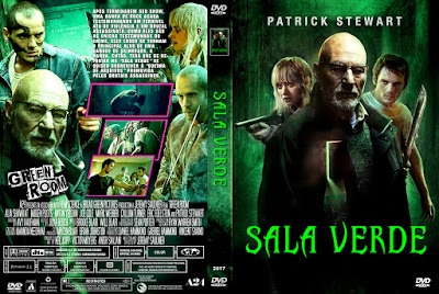 Filme Sala Verde (Green Room) DVD Capa