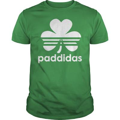 Paddidas T Shirts Hoodie Patrick Day Adidas Tee Shirts Sweatshirt