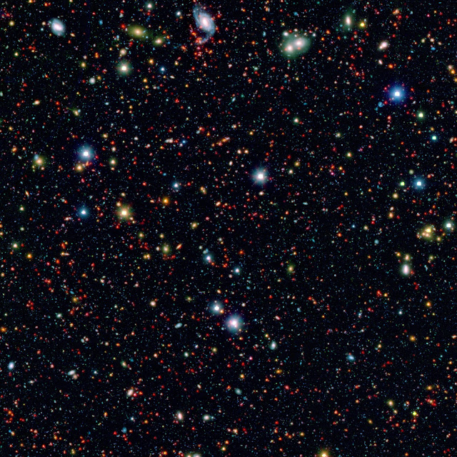 Millions of Galaxies
