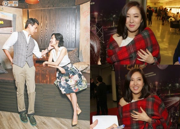 Haven't agreed to date yet, Natalie Tong praises Tony Hung