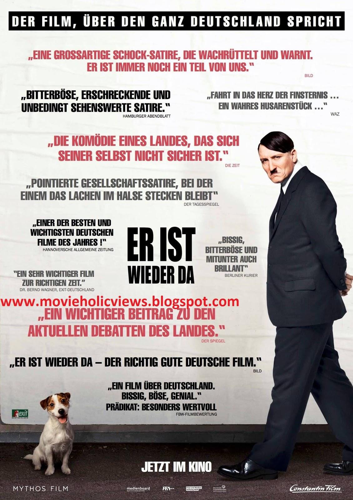 Look WhoS Back German Stream