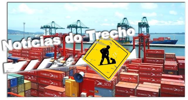 Resultado de imagem para exportações   NOTICIAS TRECHO