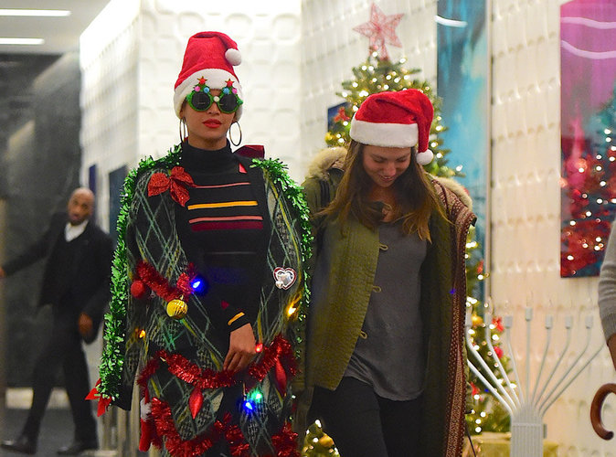 Photos: Beyonce lives in the magic of Christmas!