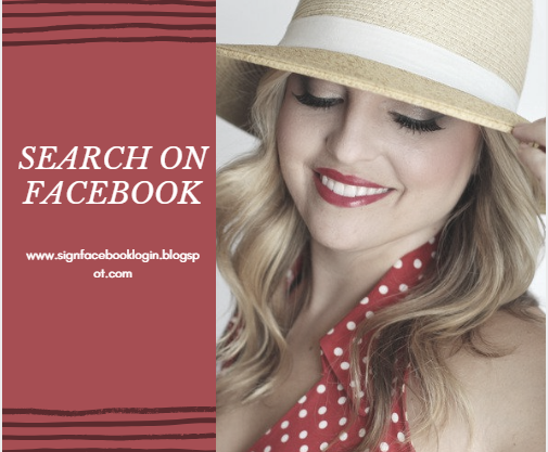 How To Get Facebook Search