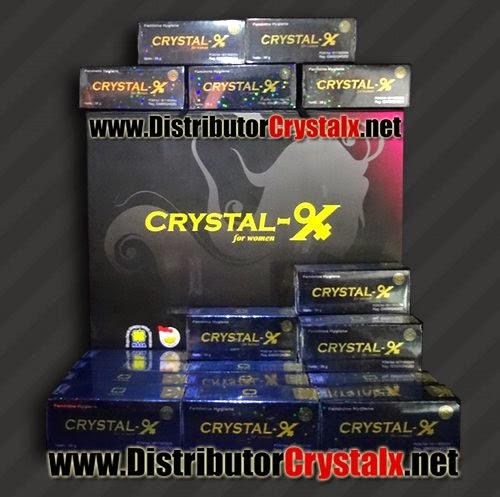 Jual Crystal X Asli Nasa Asli