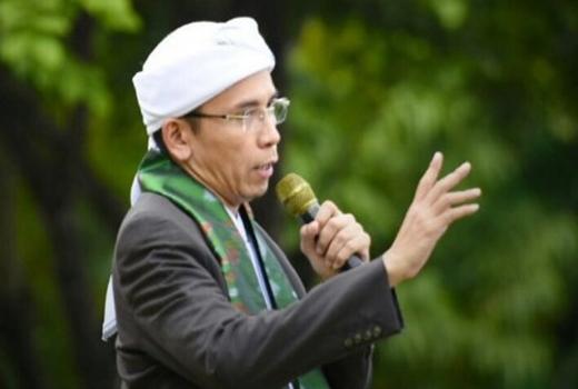 TGB Sayangkan Pernyataan Prabowo Soal Kedubes Australia di Israel