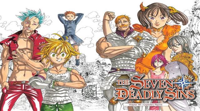 Anime fantasy supernatural yang sangat menarik