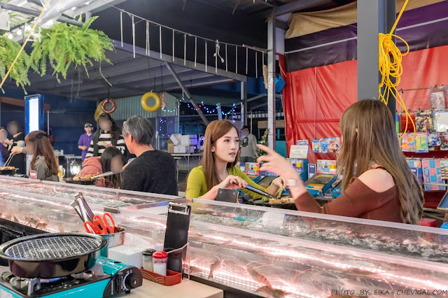 MG 9718 - 熱血採訪│台中第1間泰國流水蝦就在泰夯蝦!全台首創18米玻璃透明LED水道,還有熟食沙拉熱炒海鮮時蔬甜點冰淇淋吃到飽