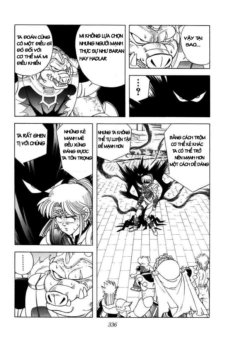 Dấu ấn rồng thiêng chap 316 trang 14