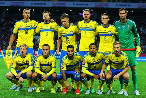 Guia da Euro 2016: Suécia
