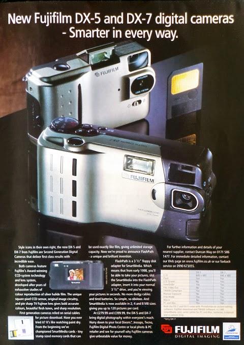 Fuji DX-7 and Fuji DX-5