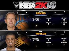 NBA 2k14 Ultimate Custom Roster Update v6.3 : February 25th, 2016 - Coaching Changes - HoopsVilla
