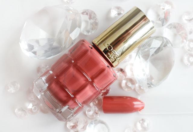 L'Oréal Color Riche Le Vernis Öl-Nagellack 224 Rose Ballet