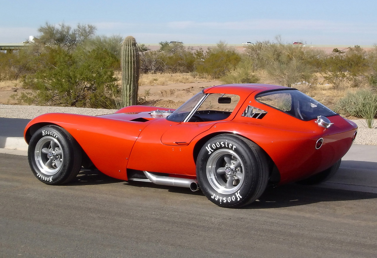 FAB WHEELS DIGEST (F.W.D.): Chevrolet Cheetah (1963-64