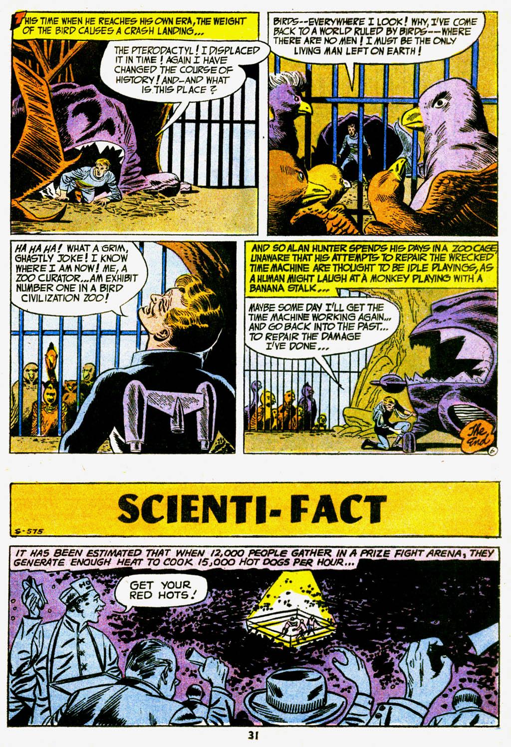 Strange Adventures (1950) issue 227 - Page 33
