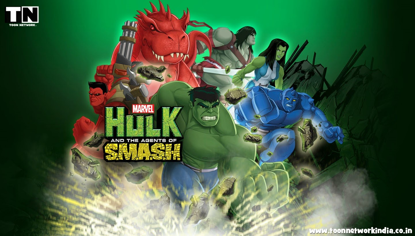 Hulks and the agents of smash season 2 / Mr bean cartoon new