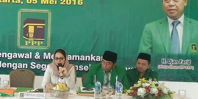 Lulung Tetap Tak Mau Mengakui PPP Pimpinan Romahurmuziy