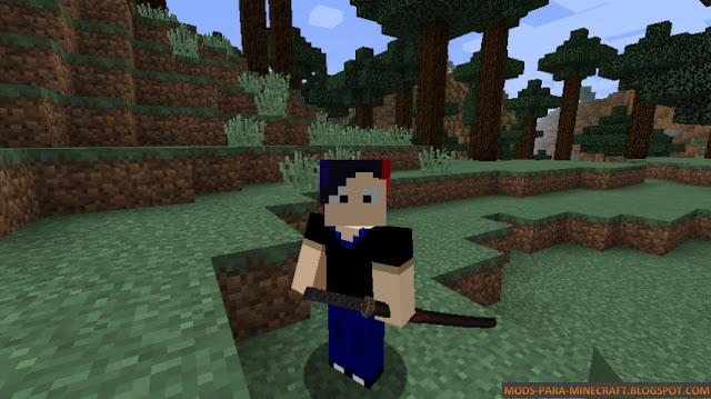 Imagen 3 - SlashBlade Mod para Minecraft 1.9