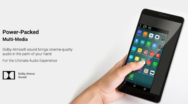 Lenovo Phab with Dolby Atmos Sound