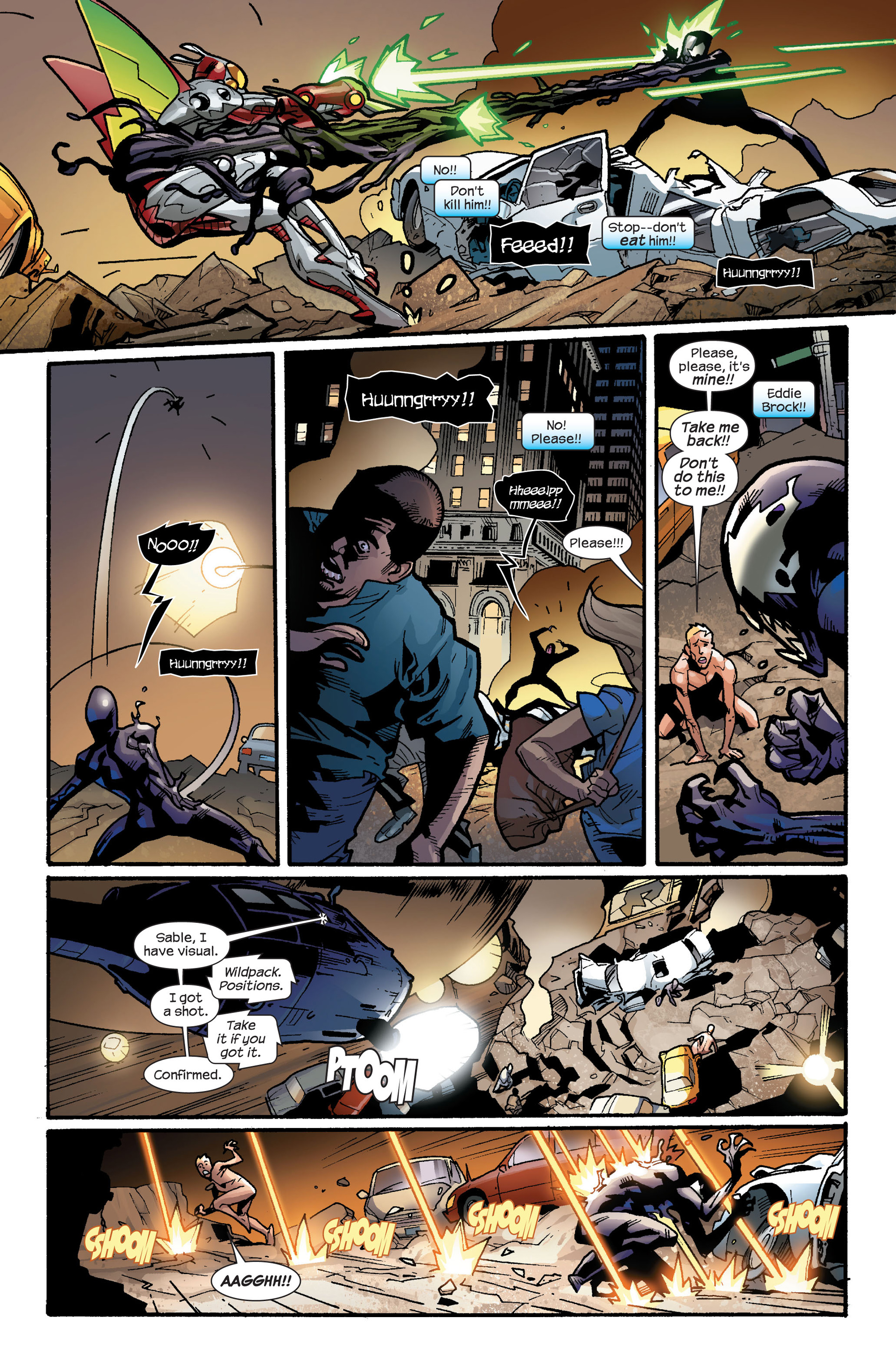Read online Ultimate Spider-Man (2000) comic -  Issue #126 - 4
