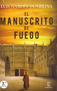 El manuscrito de fuego Luis García Jambrina