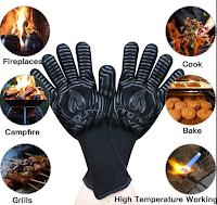 Logo Vinci gratis i Guanti da Barbecue e da forno resistenti al calore