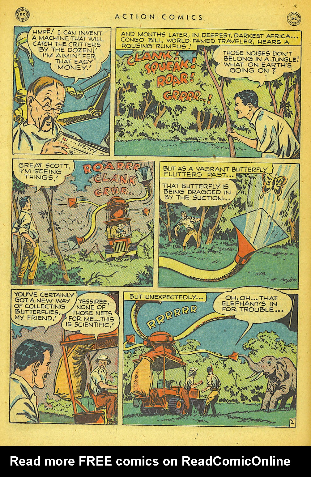 Action Comics (1938) 122 Page 17