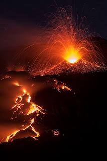Etna: emozioni, luci e colori
