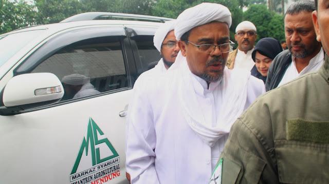KBM-UBK Desak Jokowi Klarifikasi Dugaan Peran BIN Di Kasus Habib Rizieq