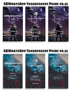 GBWA Transparent Prime v6.55