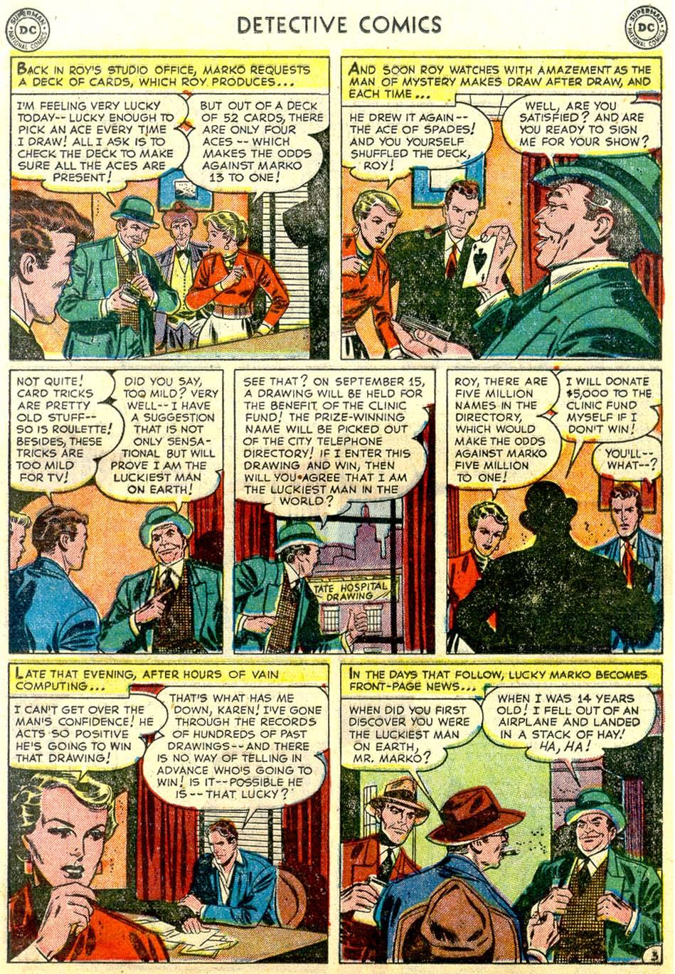 Read online Detective Comics (1937) comic -  Issue #179 - 19